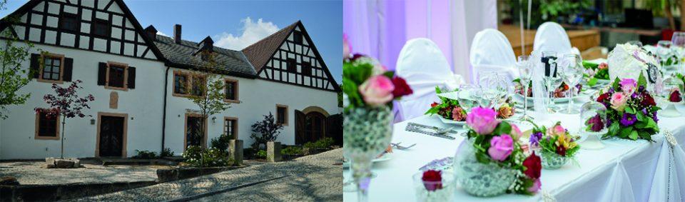 Ihre Hochzeit im Gutshof Mengersdorf in Mistelgau
