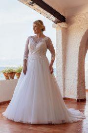 Brautkleid von Amelie in Oberfranken