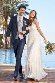 Anzug zur Hochzeit in Hof / Oberfranken