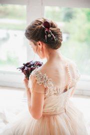 Brautfrisur in Hof