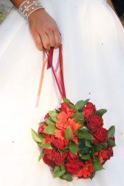 Brautstrauß - Handstrauß