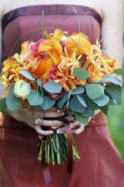 Brautstrauß zur Hochzeit