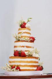 mehrstöckige Hochzeitstorte Oberfranken