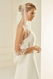 Der Brautschleier ist ein beliebtes Braut-Accsssoires