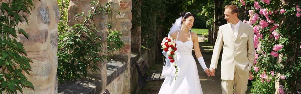 Burgen und Schlösser für Ihre Hochzeit in Hof und Umgebung