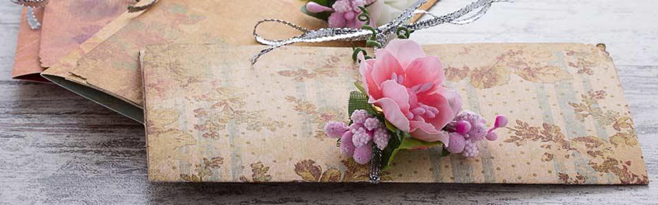 Hochzeitskarten für Ihre Hochzeit in Hof und Umgebung