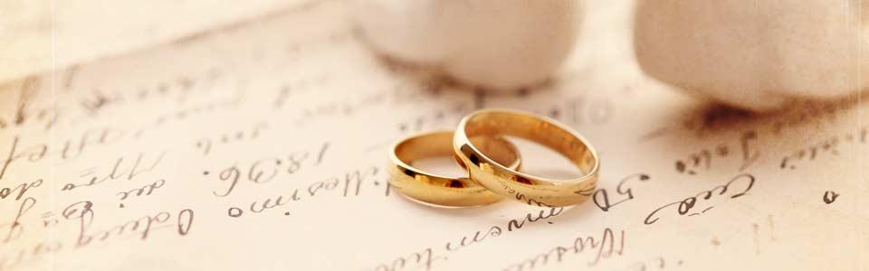 Trauringe und Schmuck für Ihre Hochzeit in Hof und Umgebung