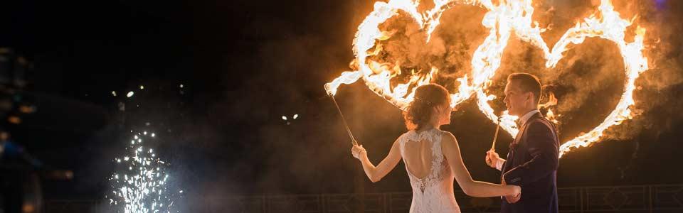 Unterhaltung für Ihre Hochzeit in Hof und Umgebung