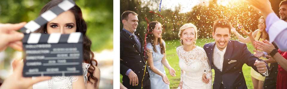 Video für ihre Hochzeit in Hof und Umgebung