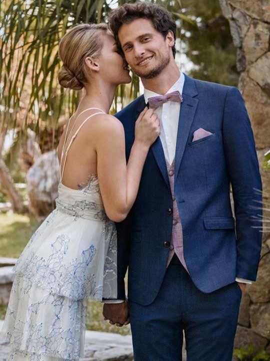 Hochzeitsanzüge für den Bräutigam