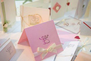 Hochzeitskarten in Selb und Umgebung