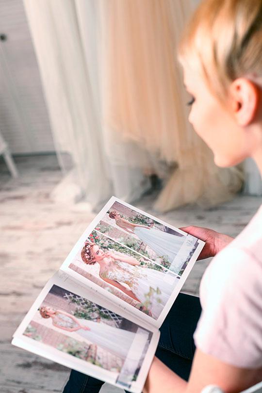 Brautkleid Lichtenfels