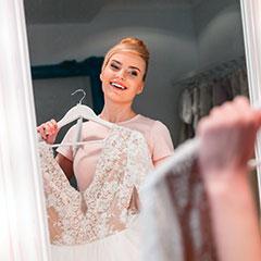Brautkleid-Oberfranken
