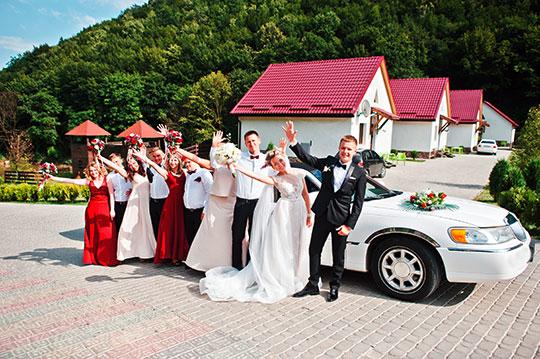 Hochzeitsauto Selb