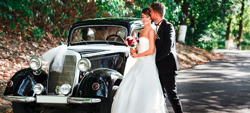 Hochzeitsfahrzeug Oberfranken