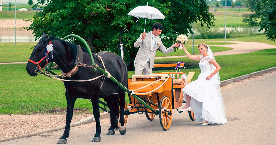 Hochzeitskutsche Oberfranken