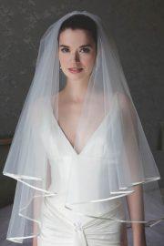 Accessoirs für die Braut, Brautschleier